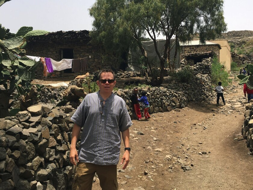 Bryce Miller reports from Adi Gombolo, Eritrea, the childhood village of distance runner Meb Keflezighi.