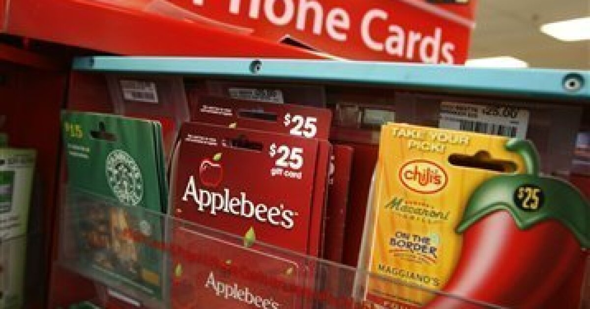 Stores Hope Gift Cards Give Post Christmas Lift The San Diego Union Tribune
