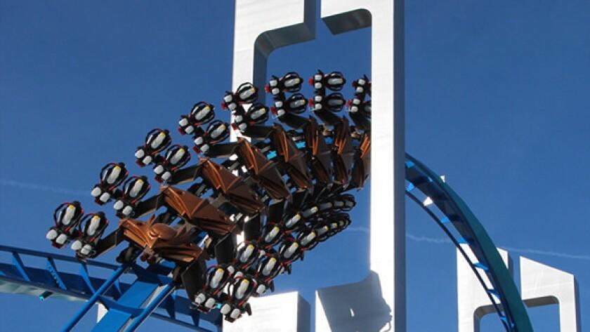 Cedar Point reaffirms coaster credentials with Gatekeeper