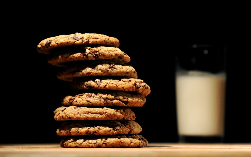 Sycamore Kitchen's chocolate chip rye cookies