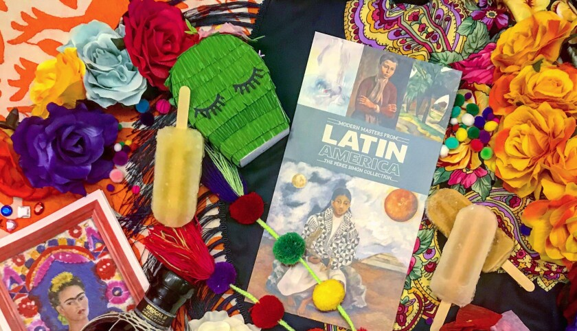 Culture and Cocktails: Modern Masters from Latin America.