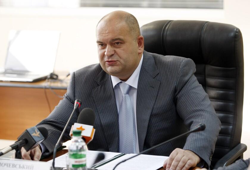 Mykola Zlochevsky