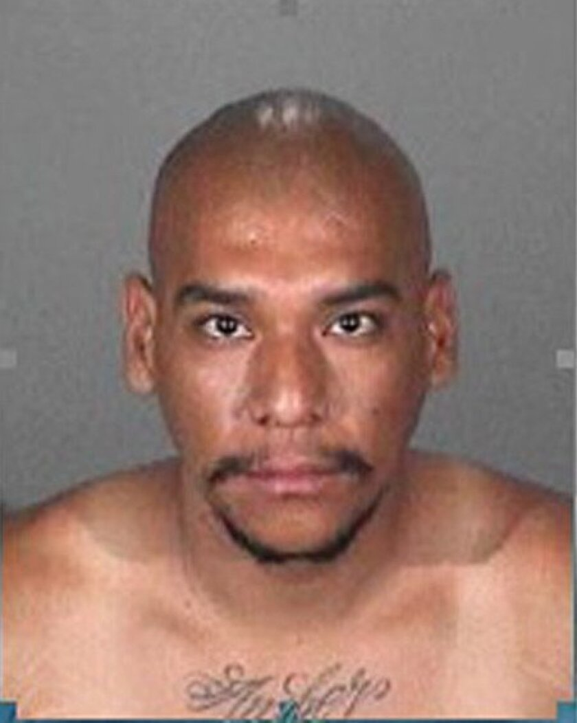 Enrique Ayon was convicted Monday of a freeway shooting rampage in San Diego County in 2011. He faces a possible life sentence.