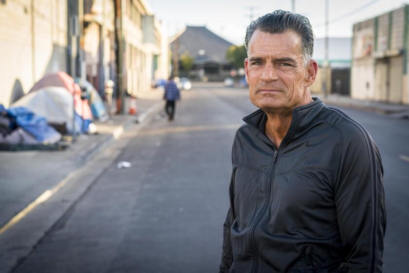 Judge Craig Mitchell, 'Skid Row Marathon'