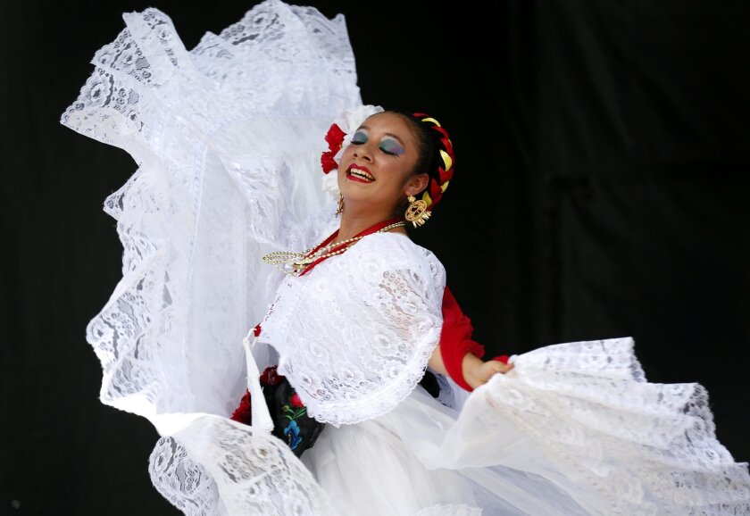 Cinco de Mayo at Balboa Park - The San Diego Union-Tribune