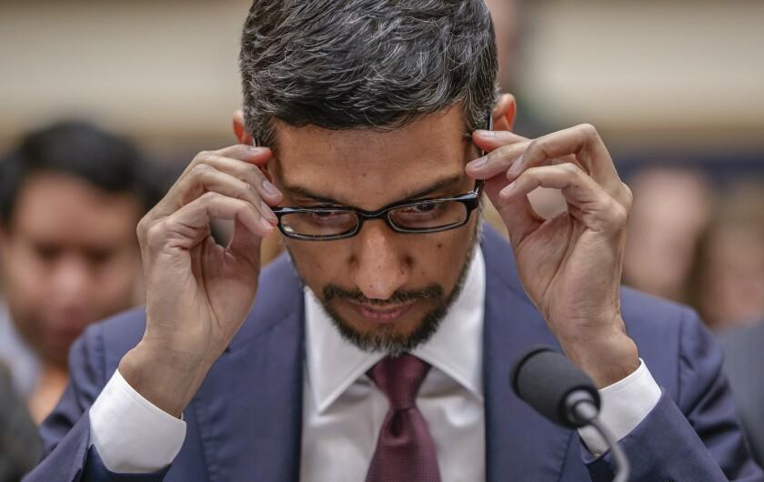 Google Alphabet-Executives