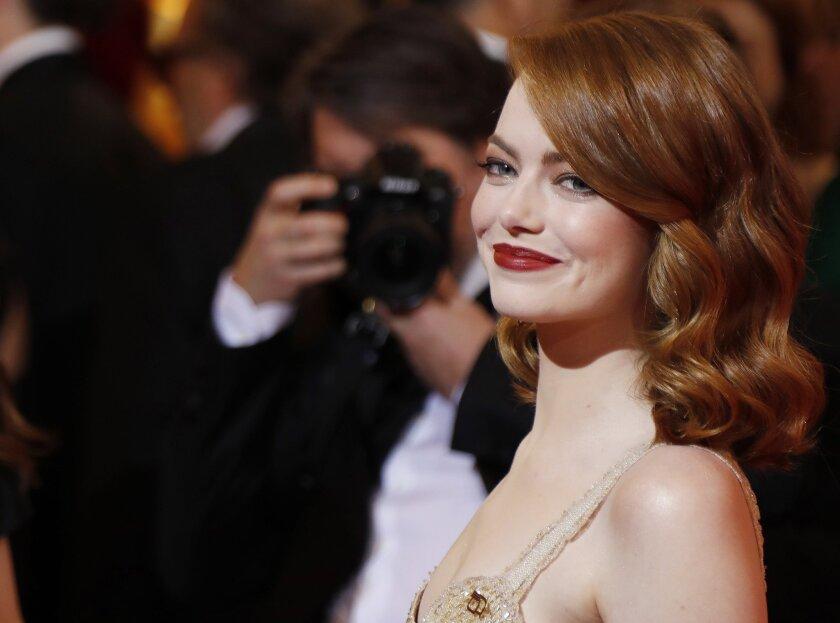 Emma Stone Ganadora Del óscar A La Mejor Actriz Por La La Land San Diego Union Tribune En Español