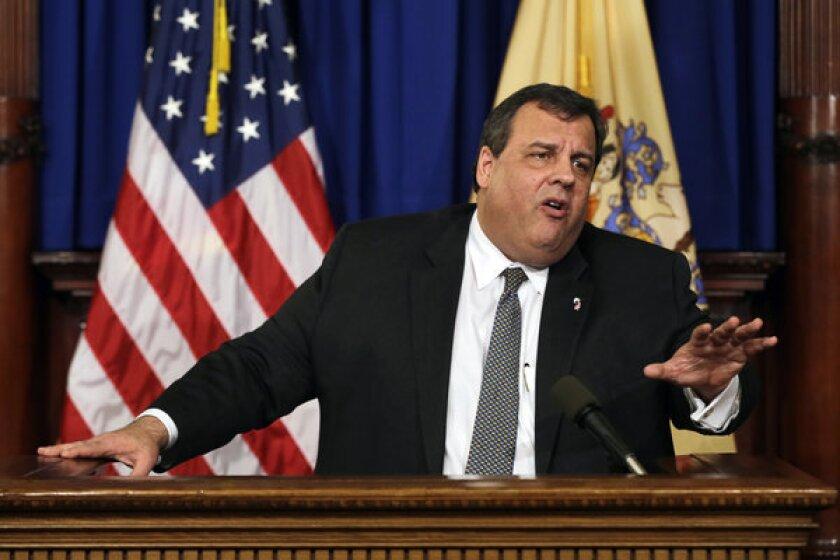 Chris Christie rips NRA's anti-Obama ad; Rand Paul rips Christie