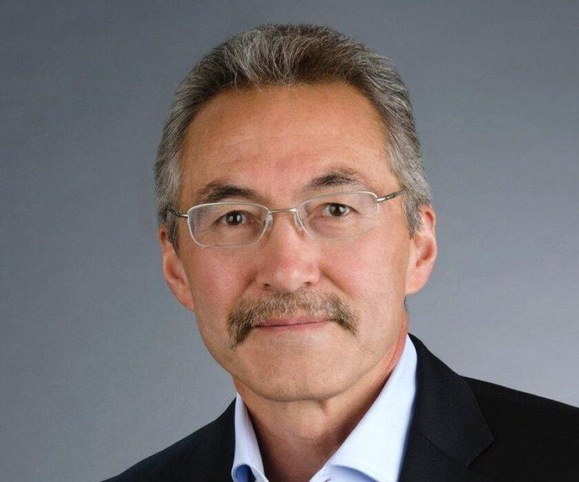 Jeff Stein, president and CEO of Cidara. / photo courtesy of Cidara