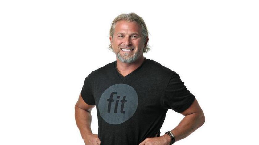 Scott Lutwak, CEO of Fit Athletic Club. (Rick Nocon)