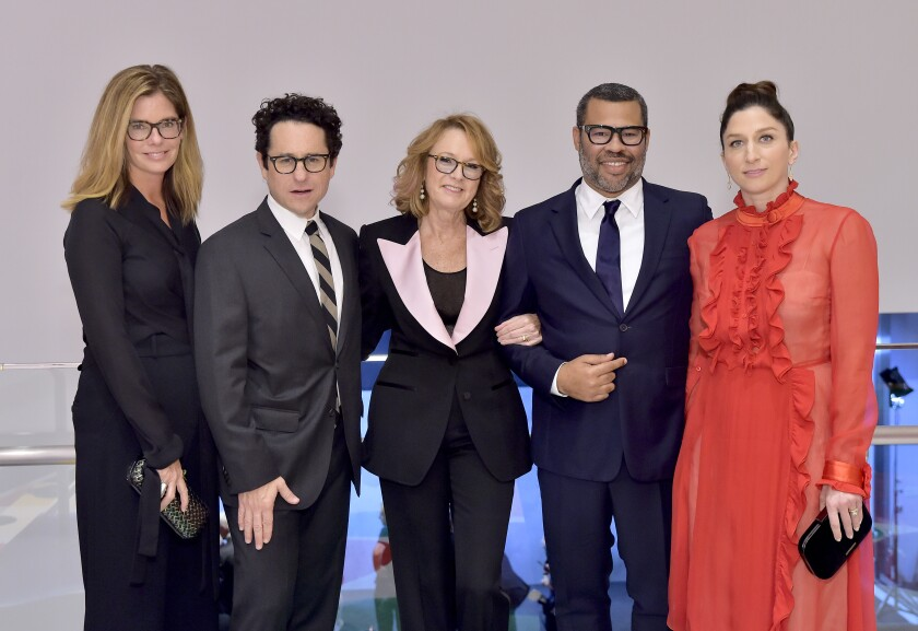 Jordan Peele, Judy Chicago receive honors at Hammer Museum's Gala in the Garden
