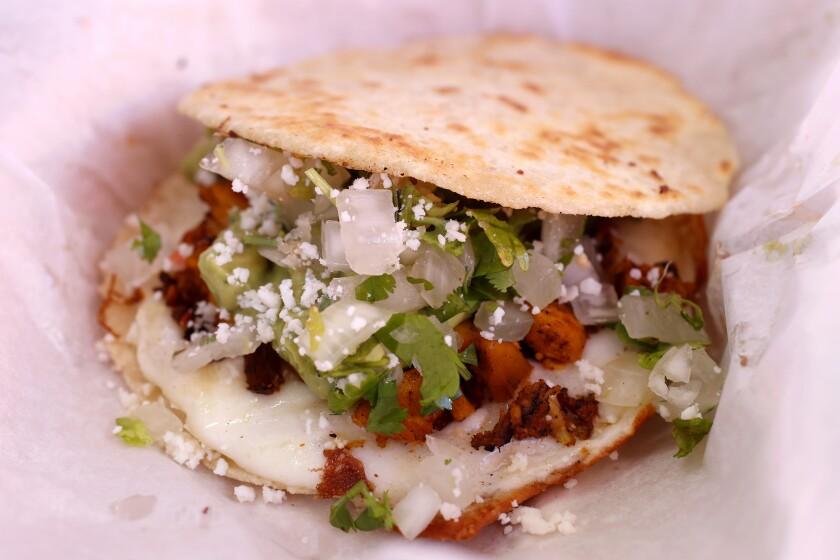 Papi's Puffy Tacos