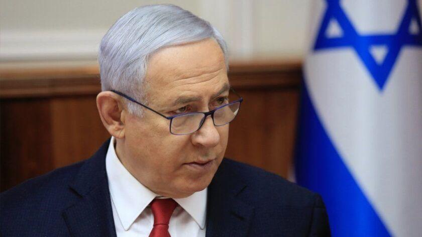 Weekly Israeli cabinet meeting, Jerusalem, Israel - 19 May 2019