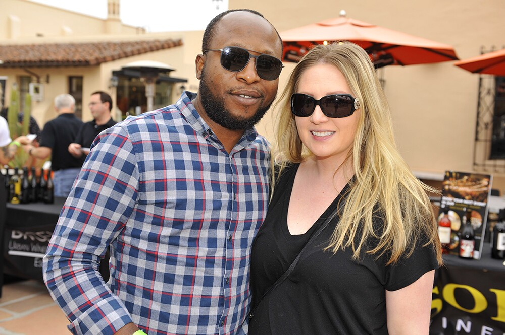 Guests sipped their way through Sip the City, the kick-off to San Diego Urban Wine Week, at The Headquarters at Seaport Village on Friday, May 31, 2019.