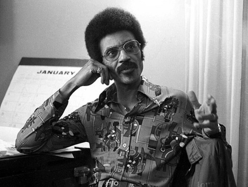 """Warren Kimbro, a former Black Panther Party organizer, who in 1970 pleaded guilty to murder, saw himself as proof that prison works. Kimbro became executive director of """"Perception House,"""" a drug rehabilitation center in Willimantic, Conn., while on parole before starting his studies at Harvard graduate school."""