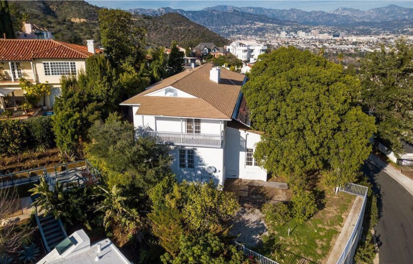 Myron Hunt-designed home in Los Feliz