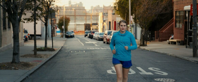 In their own words, how runners, and maybe even 'Brittany,' found inspiration