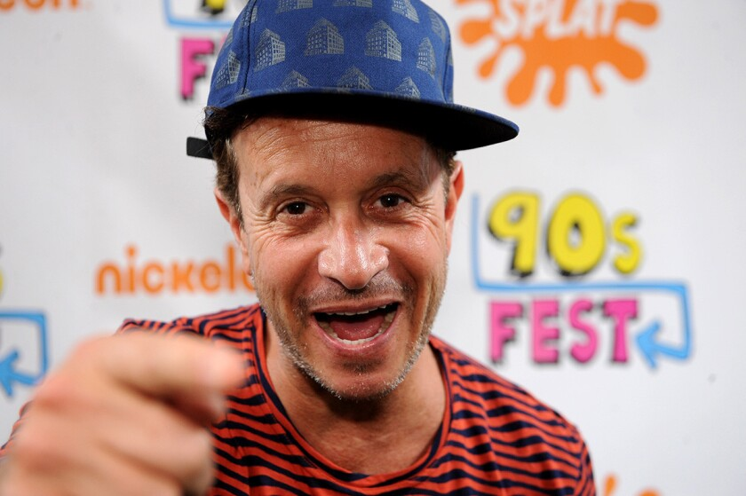 Pauly Shore. (Brad Barket/Getty Images for 90sFEST)