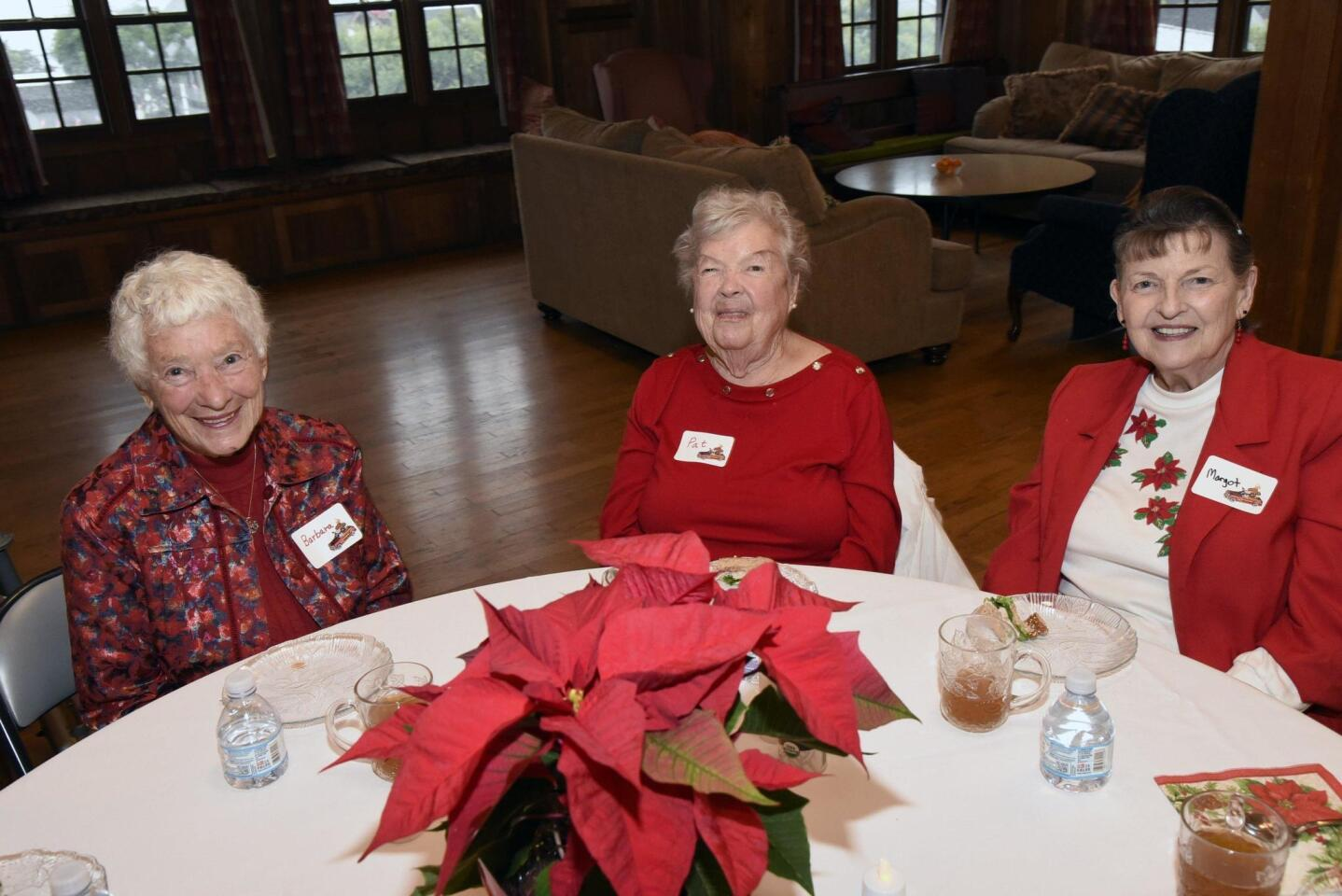 Del Mar Community Connections Holiday Luncheon