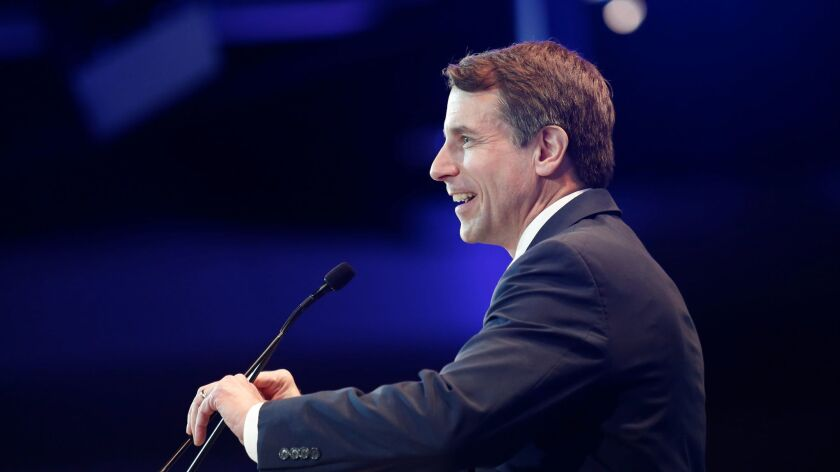 California Insurance Commissioner Dave Jones: He just wants to know about fossil fuel investments.