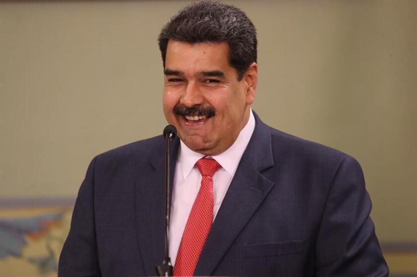 México envía a representante de embajada en Venezuela a investidura de Maduro