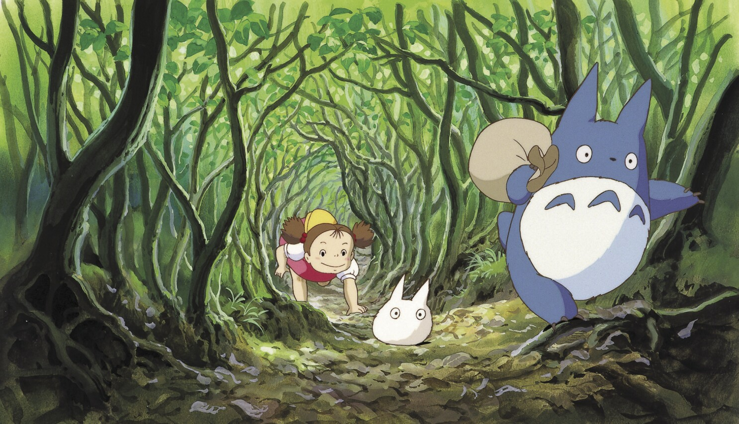 Works Of Studio Ghibli The Animation Team Behind Spirited Away Come To The Frida In Santa Ana Los Angeles Times