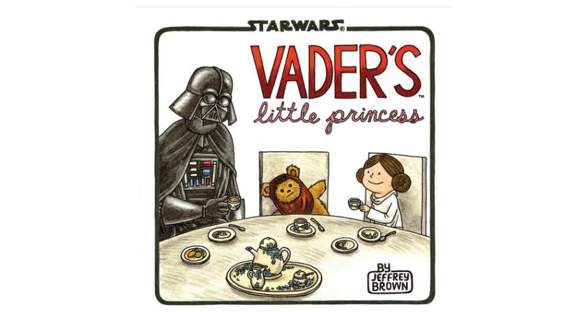 'Star Wars: Vader's Little Princess'