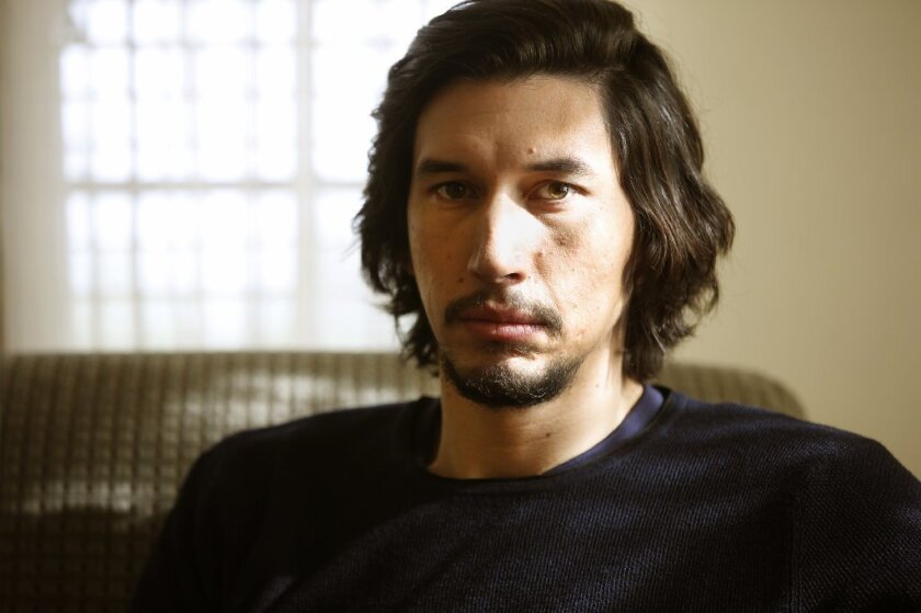 """Adam Driver portrays a New Jersey poet-bus driver in the new movie """"Paterson,"""" written and directed by Jim Jarmusch."""