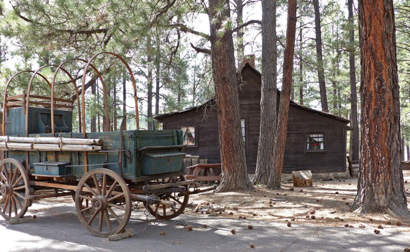 Flagstaff's colorful local history is on display at the Pioneer Museum, which has preserved the cabin of Benjamin S. Doney, a councilman who tried in 1906 to remove most of the regulations on bars, brothels and gambling houses.
