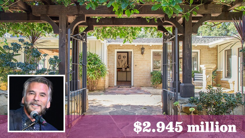 Singer-songwriter Kenny Loggins has bought an updated single-story home in Montecito for $2.945 million.