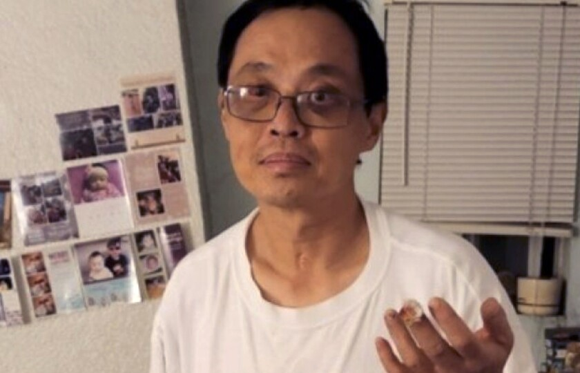 A photo of Matthew Leung is seen from his GoFundMe page.