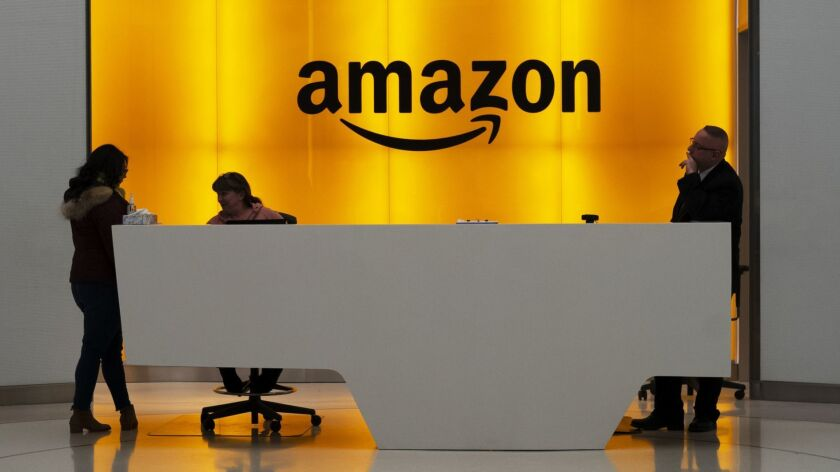 Amazon ups its anti-counterfeit game - Los Angeles Times