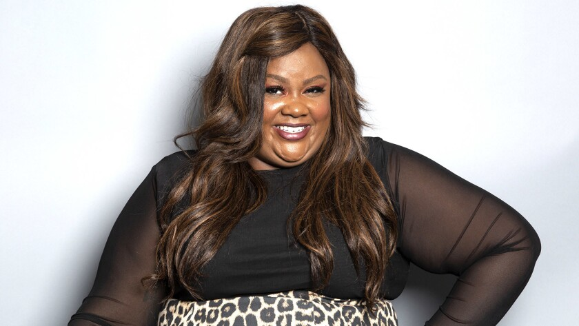 "Nicole Byer is host of the Netflix series ""Nailed It!"""