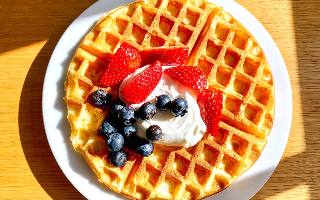 Crisp Everyday Waffles Recipe Los Angeles Times