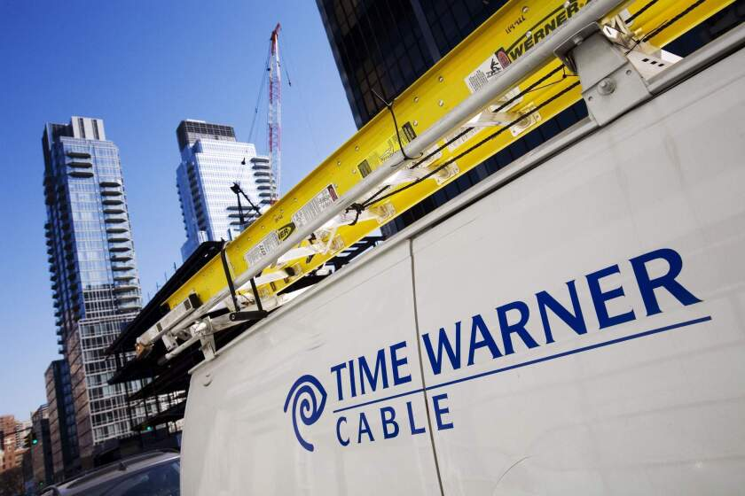 A new report tries to calculate the costs of breaking up TV bundles, such as those offered by Time Warner Cable, and letting consumers subscribe to individual channels.