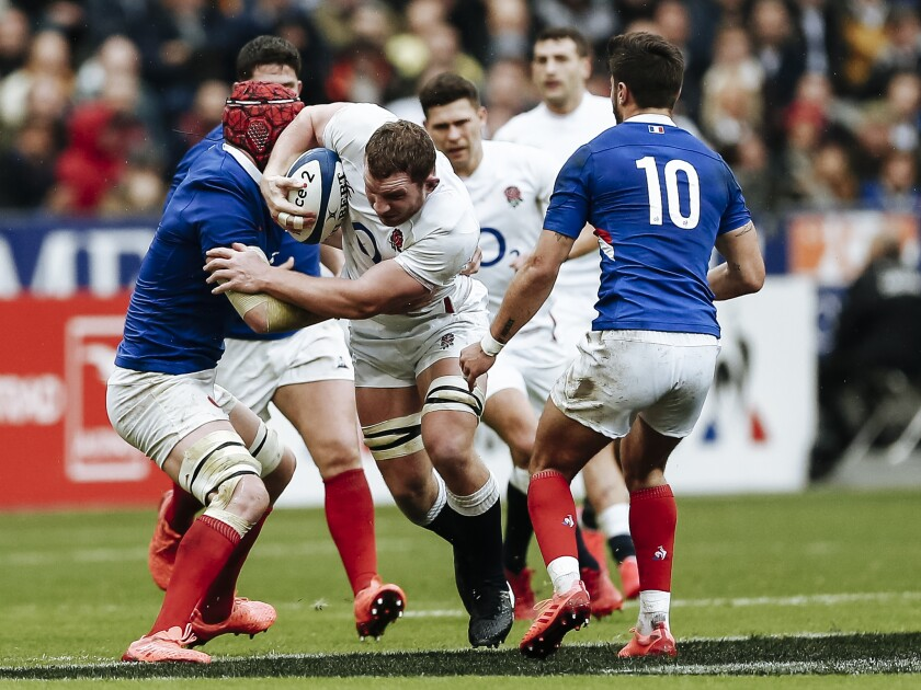 France Six Nations Rugby