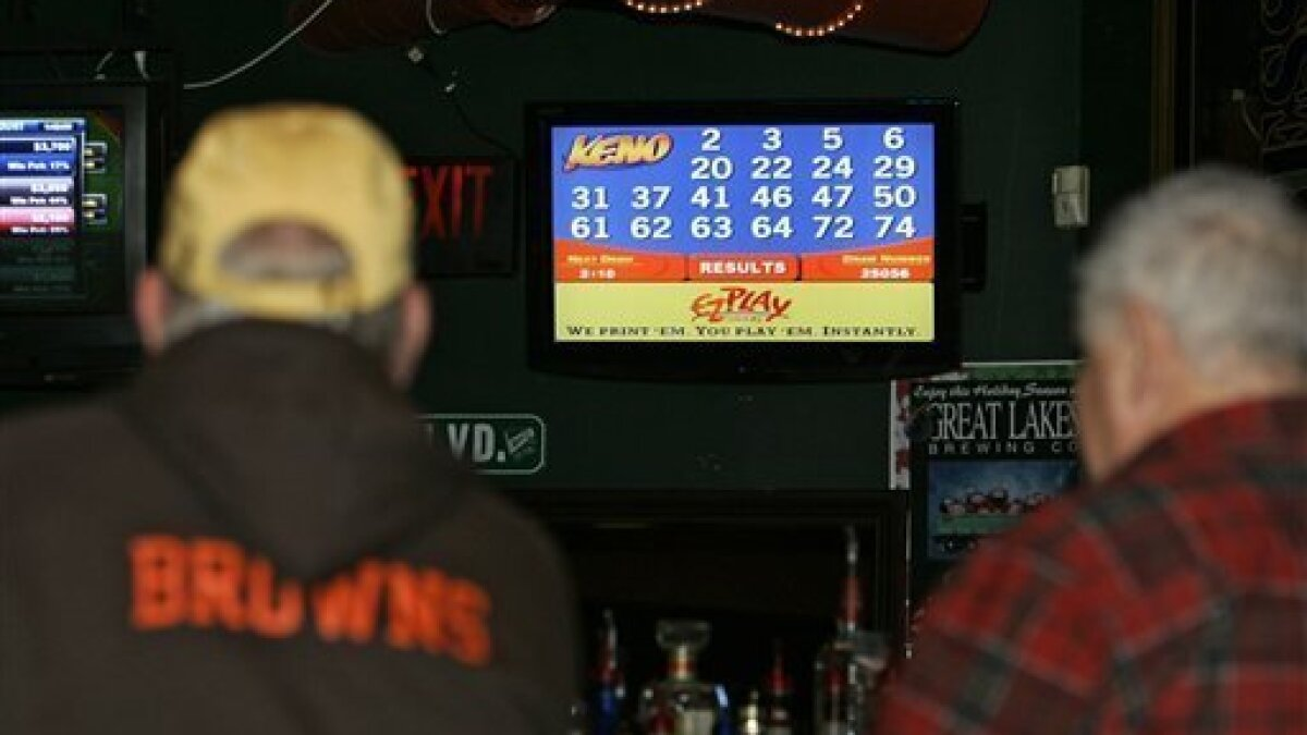 Ohio Lottery's new Keno game off to slow start - The San