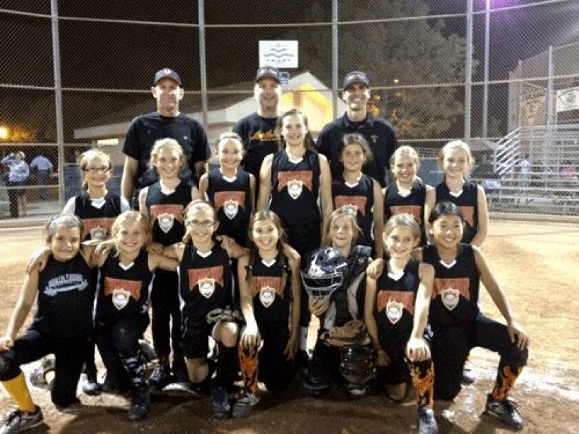 Back (L to R): Coach Mark Remick, Coach Blaine Bowman, Manager Blake Woodhall; Middle (L to R): Lila Browne, Sydney Ang, Ashlyn Bowman, Sally Mueller, Anna Hermann, Taylor Ang, Olivia Crosbie; Bottom. (L to R): Kelly Guilmette, Keeley Ramseyer, Jenna Remick, Ashley Alarcon, Halle Woodhall, Hailey Dewey, Clara Guo; Not pictured: Caitlin Woodmansee, Coach Paul Ang, Coach Matt Browne.