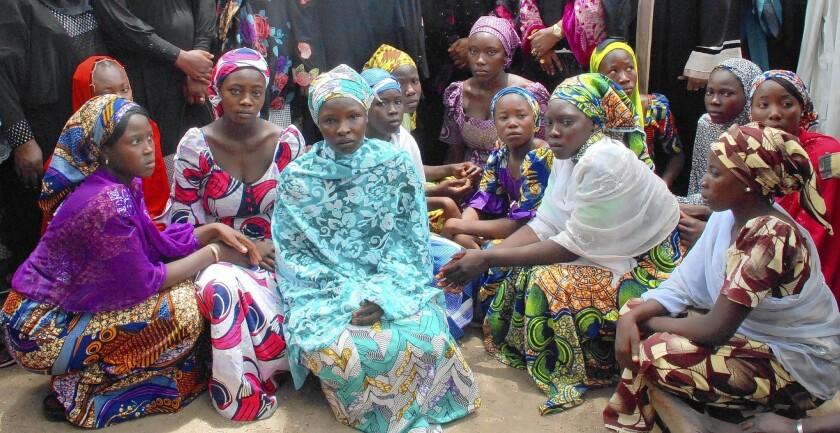 Nigerian school kidnapping