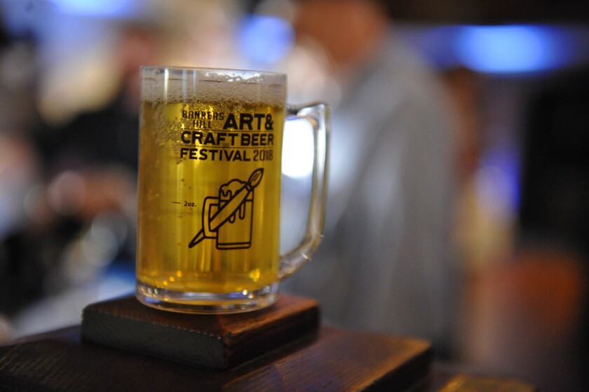 Bankers Hill Art & Craft Beer Festival