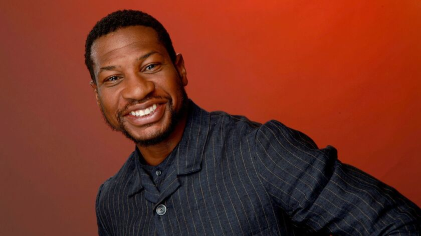 EL SEGUNDO, CA., MAY 28, 2019—Actor Jonathan Majors, who plays an aspiring San Francisco playwright