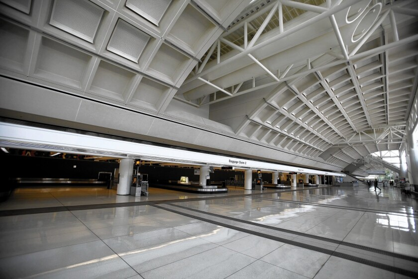 A new audit by Ernst & Young concludes that the city of L.A.'s asking price for LA/Ontario International Airport may be $181 million too high.