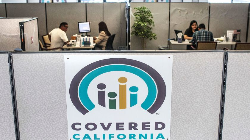Enrolling in Covered California