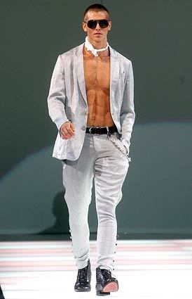 Men's Spring/Summer Collections 2008
