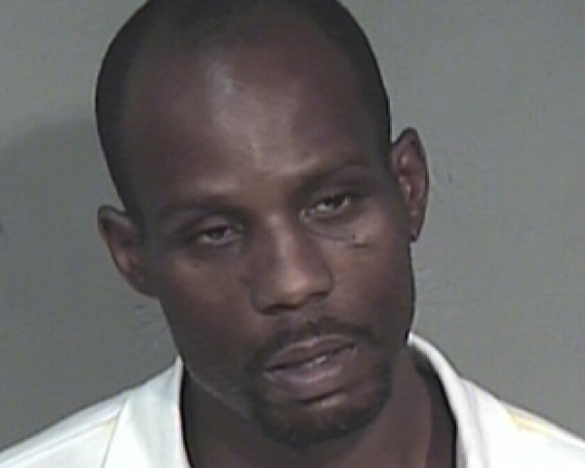 Rapper DMX arrested for drugs, animal cruelty - Los Angeles