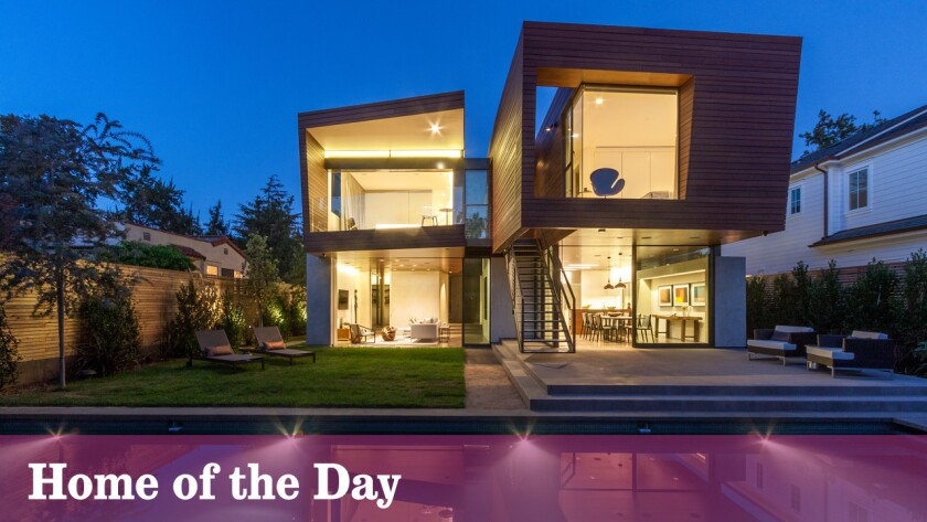 Home of the Day: A sleek contemporary in Santa Monica for $7.1 million