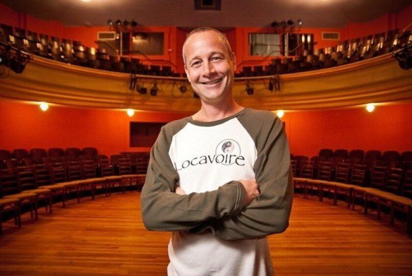 Locavoire founder Scott Franklin Manning