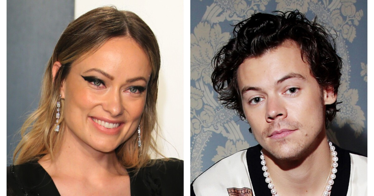 who is harry styles currently dating