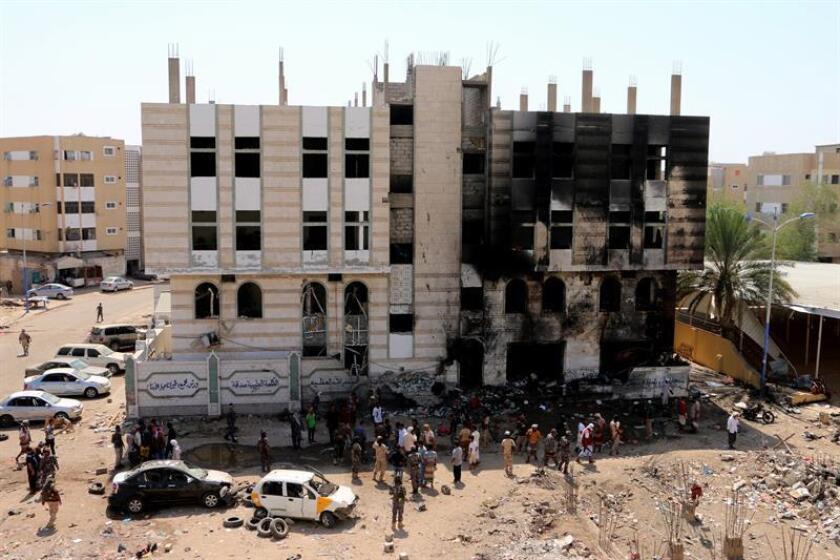 Un presunto líder de Al Qaeda resultó abatido el pasado 15 de diciembre durante un ataque ejecutado por las Fuerzas Aéreas estadounidenses esta red terrorista en Yemen, informó hoy el Mando Central (CENTCOM), encargado de las operaciones militares en Oriente Medio. EFE/Archivo