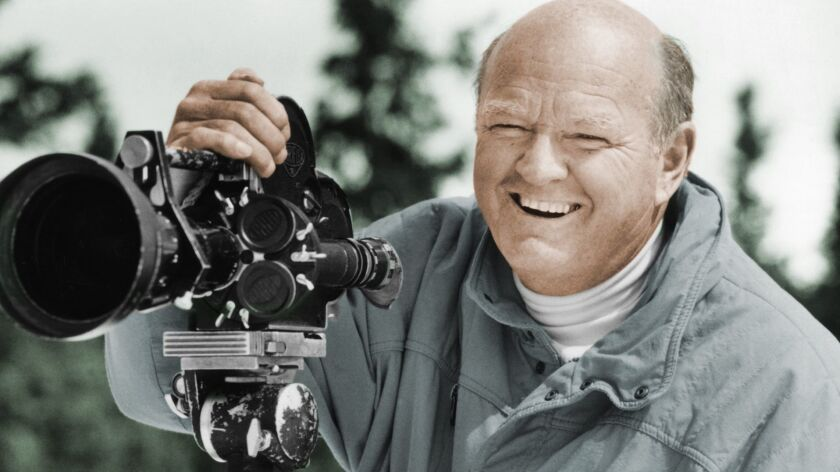 "Ski bum turned filmmaker Warren Miller once boasted that he had ""probably worked 10 hours in my entire life."""